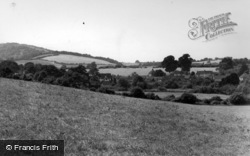 Cocking, General View c.1955