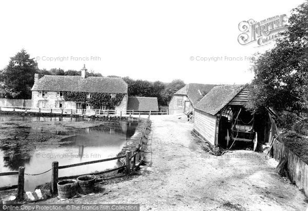 Photo of Cocking, Mill 1906
