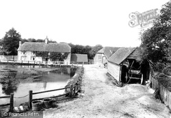 Cocking, Mill 1906