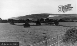 Cocking, The Downs c.1955