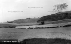 The Downs c.1960, Cocking