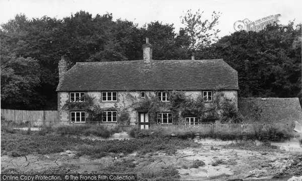 Photo of Cocking, The Mill c.1955
