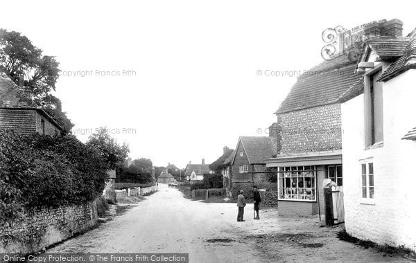 Photo of Cocking, The Village 1906