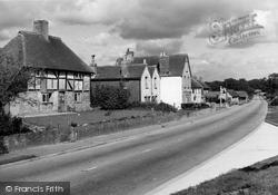 Cocking, The Village c.1955