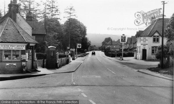 Photo of Cocking, The Village c.1960