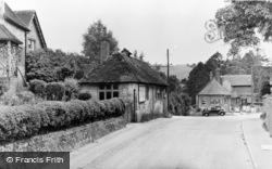 Cocking, The Village Street c.1955