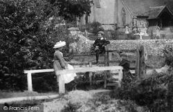 Cocking, Waiting For Papa 1906