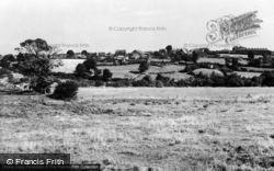 Coedpoeth, General View c.1955