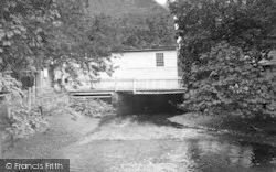 Coggeshall, Abbey Mill c.1955