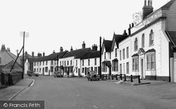 Coggeshall, East Street c.1955