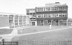 Coggeshall, Honywood County Secondary School c.1965