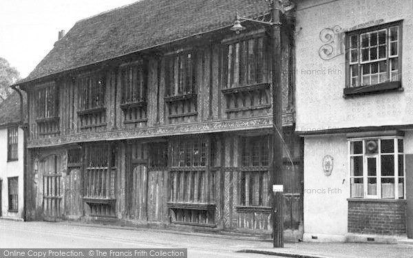 Coggeshall © Copyright The Francis Frith Collection 2005. http://www.francisfrith.com