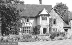 Coggeshall, The Abbey c.1955