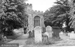 Coggeshall, The Church c.1955