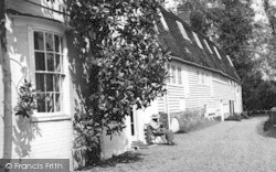 Coggeshall, The Mill c.1955