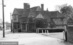 Coggeshall, The Woolpack c.1955