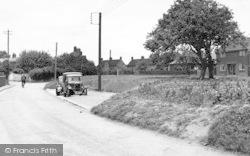 Coggeshall, Tilkey Road c.1955