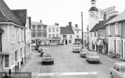 Coggeshall, Tilkey Road c.1965