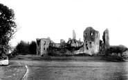 Coity, Castle 1899