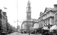 Colchester, 1934