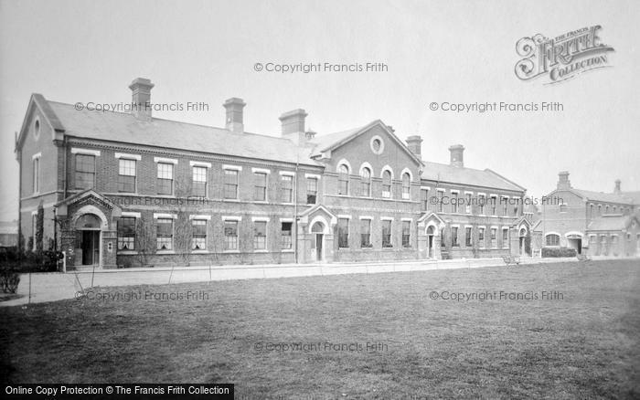 Photo of Colchester, Artillery Barracks 1891