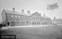 Colchester, Artillery Barracks 1891