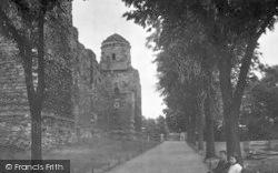 Colchester, Castle 1921