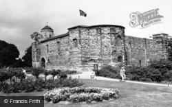 Castle 1950, Colchester