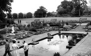 Colchester, Castle Grounds Fish Pond c.1960