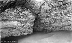 Colchester, Castle, Roman Vault Ad50 c.1960