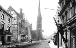 Colchester, Church Of St Nicholas, High Street 1891