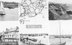 Colchester, East Essex Composite c.1965