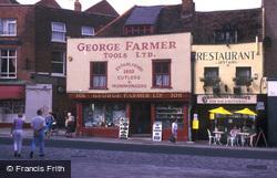 Colchester, George Farmer Tools Ltd, High Street c.2000