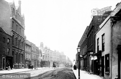 Colchester, Head Street 1891