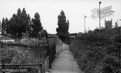Colchester, Head Street c.1955