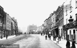 Colchester, High Street 1891