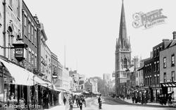 Colchester, High Street 1892