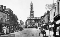 Colchester, High Street 1902