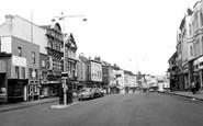 Colchester, High Street c.1960