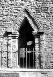 Colchester, Holy Trinity Church, The West Tower Doorway 1892
