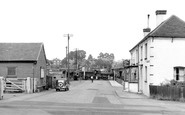 Colchester, Hythe Station Road c.1945