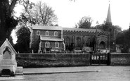 Colchester, Lexden Church 1895