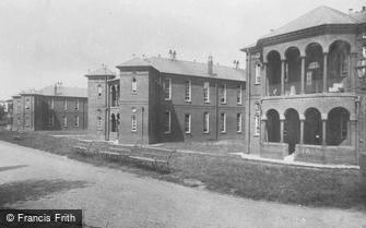 Colchester, Military Hospital 1904