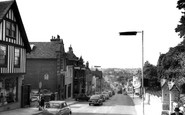 Colchester, North Hill c.1960
