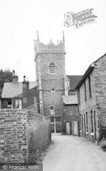 Colchester, Parsons Lane c.1955
