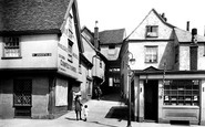 Colchester, Scheregate, St John Street 1921