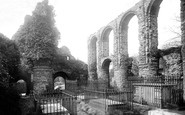 Colchester, St Boltolph's Priory 1892