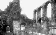 Colchester, St Boltoph's Priory 1891