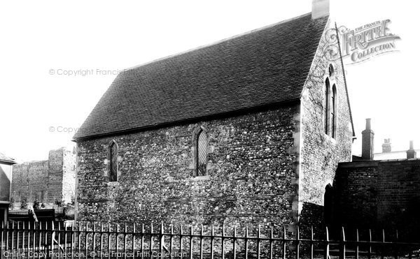 Photo of Colchester, St Helen's Chapel 1892
