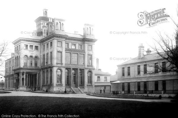 Photo of Colchester, The Asylum 1891